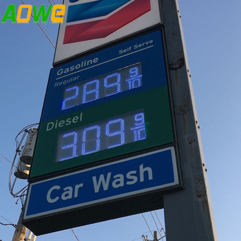 Gas Station Lcd, Gas Station Lcd Suppliers and