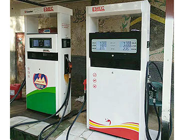 diesel fuel dispensers Quality Petrol station fuel