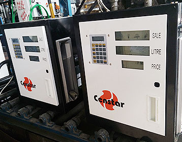 Petrol station fuel dispenser on sales Quality Petrol