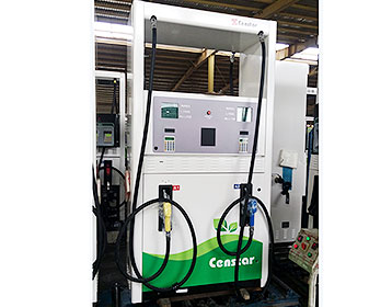 Paul and Associates Rebuilt Gas Dispensers Used Gas Pumps