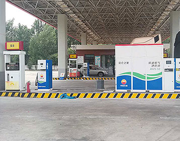 Pumping Units For Fuel Dispenser In Gas Station