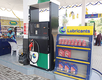 Gasoline Station Business ROI Computation and Sari Sari