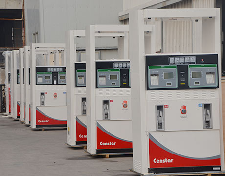 Sanki Fuel dispenser from china supplier to global gas