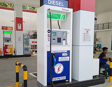 GUIDELINES FOR CONSTRUCTION OF PETROL STATIONS