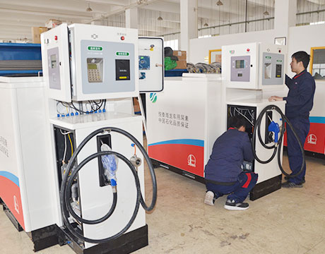 CS42 Series Fuel Dispenser for sale in Malaysia Censtar