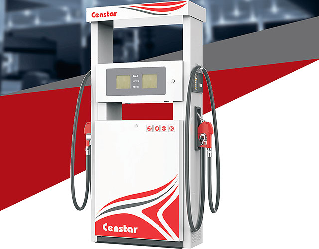 C-Man Series Fuel Dispenser