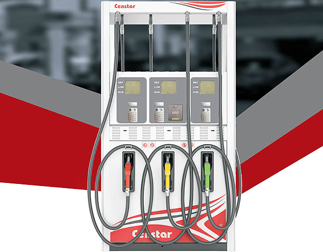 CS42-Legend Series Fuel Dispenser