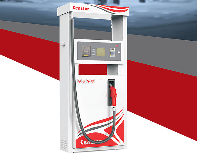 N-Man Series Fuel Dispenser